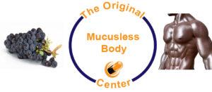 Mucusless Body Logo 20